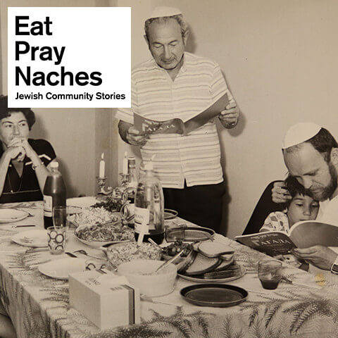 Eat Pray Naches
