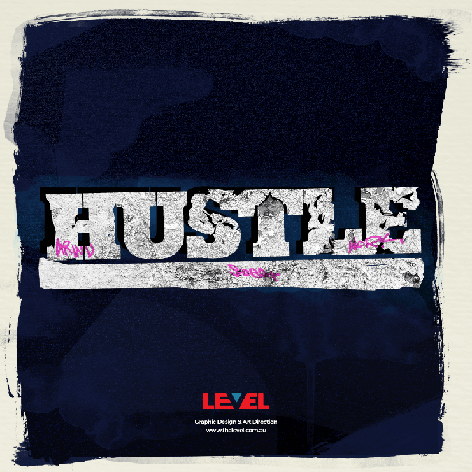 FCH_Hustle_Typography