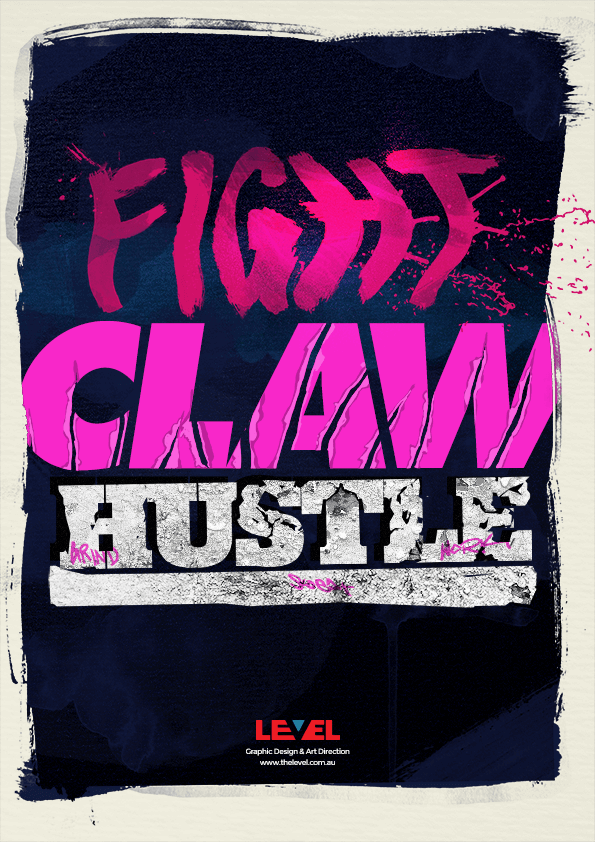 Fight-Claw-Hustle